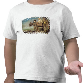 The Ass (oil on canvas) T-shirts