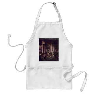 The Assassination Of The Minister During The Revol Aprons