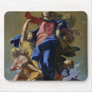 The Assumption of the Virgin, 1649-50 Mouse Pad