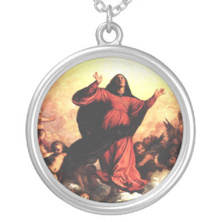 The Assumption the Virgin Pendants