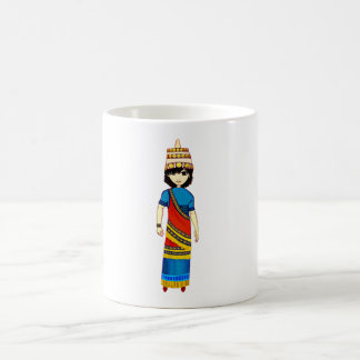 The Assyrian King Mug