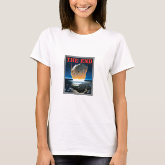 the asteroid end T-Shirt