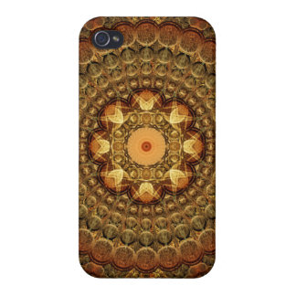 The Astrologers Lab Mandala Covers For iPhone 4