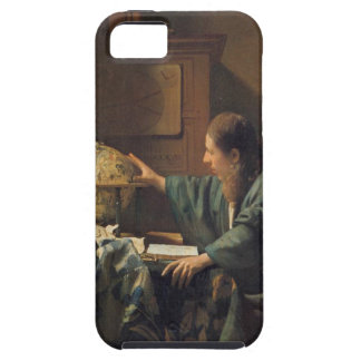 The Astronomer by Johannes Vermeer iPhone 5 Cover