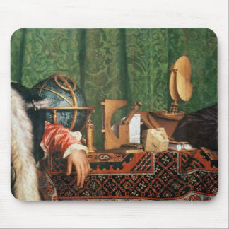 The astronomical instruments mouse pad
