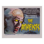 The Atheists Spoof Movie Poster (Huge)