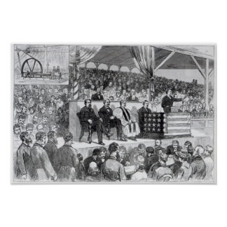 The Atlanta International Cotton Exposition Poster