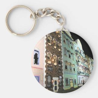 The Atlantic city Key Ring