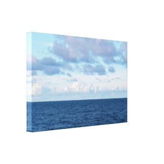 The Atlantic Ocean Canvas Print