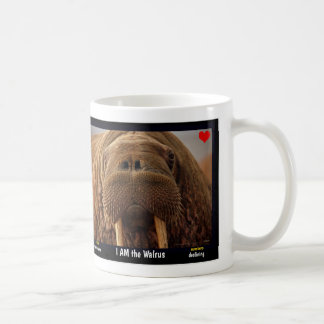 The Atlantic Walrus is endangered Coffee Mug