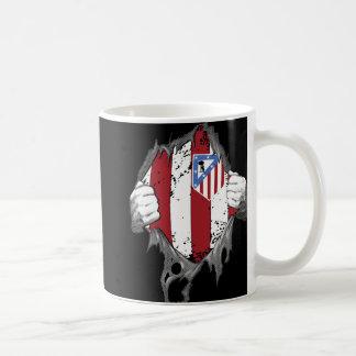 The Atleti recorded in the skin Coffee Mug