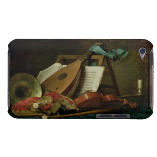 The Attributes of Music, 1770 (oil on canvas) iPod Touch Case