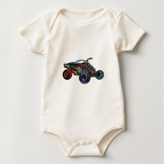 THE ATV EDGE BABY BODYSUIT