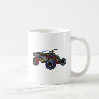 THE ATV EDGE COFFEE MUG