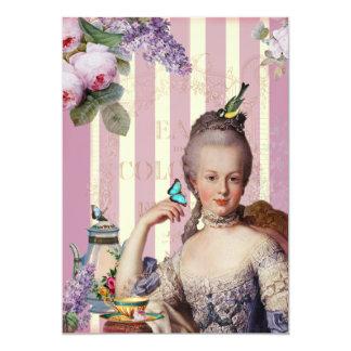 Thé au Petit Trianon – rose Card