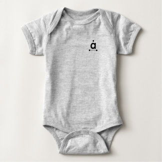 the audiense way! body baby bodysuit