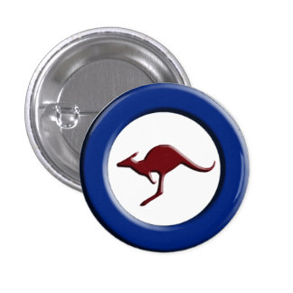 The Australian Mods 3 Cm Round Badge