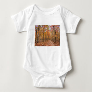 The Autumn Trail Baby Bodysuit