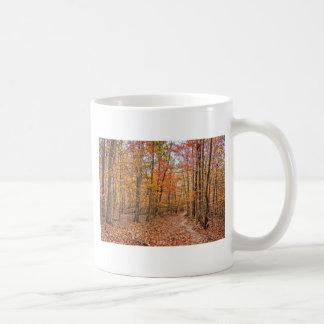 The Autumn Trail Coffee Mug