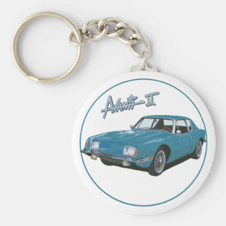 The Avanti II Key Ring