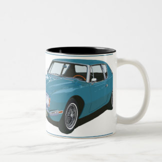 The Avanti II Two-Tone Coffee Mug