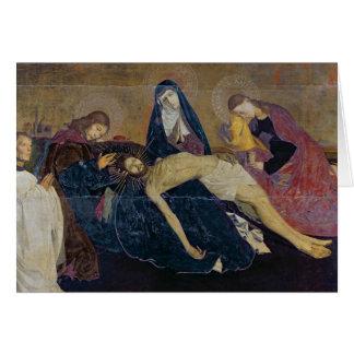 The Avignon Pieta, 1450-60 Card
