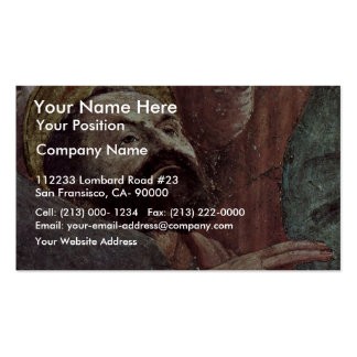 The Awakening Of The Son Of Theophilus Of Antioch Pack Of Standard Business Cards