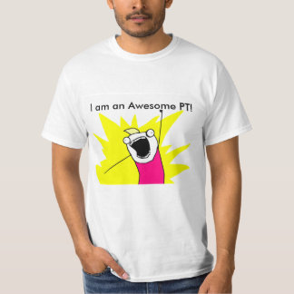 The Awesome PT t-shirt