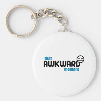The Awkward Moment Key Ring