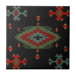 The Aztec Ceramics Small Square Tile