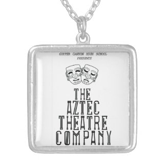 The Aztec Theatre Company Necklace