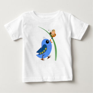 The Baby Bird and the Butterfly Infant T-Shirt