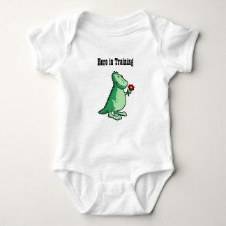 The Baby Dragon - Hero in Training Baby Bodysuit
