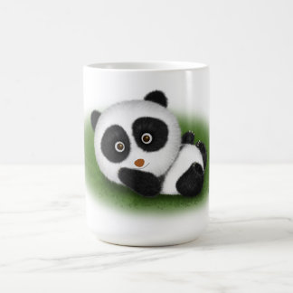 The baby panda coffee mug