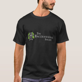 The Bacchanalian Society Dark T-Shirt