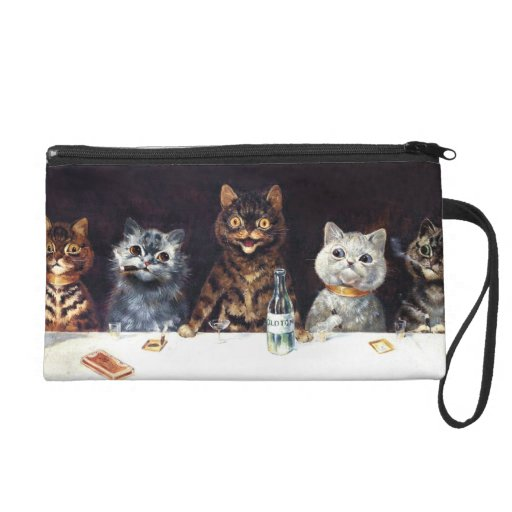 The Bachelor Party Wristlet Clutch