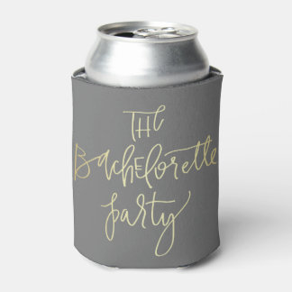 The Bachelorette Party Drink Can Cooler