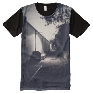 The Back Alley All-Over Print T-Shirt