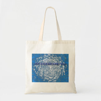The Background Kid Logo Bags