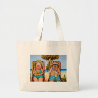 The Bacon Shortage 2 Large Tote Bag