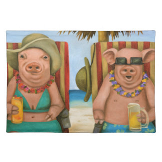 The Bacon Shortage 2 Place Mats