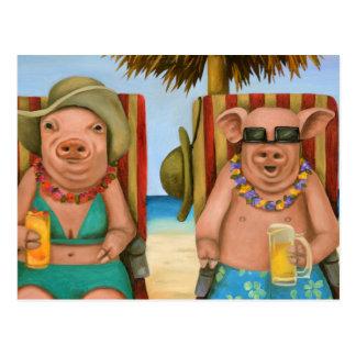 The Bacon Shortage 2 Postcard