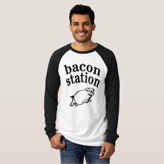 The Bacon Station T-Shirt