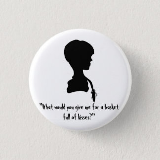 The Bad Seed Small Button/Pin 3 Cm Round Badge