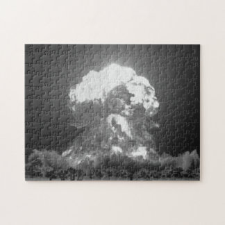 The Badger Explosion Jigsaw Puzzle