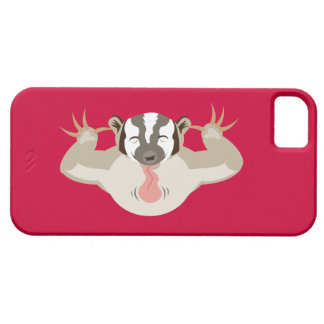 The Badgering Badger iPhone 5 Cover