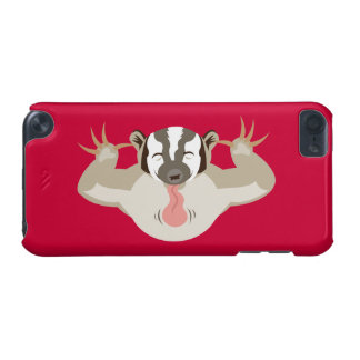 The Badgering Badger iPod Touch (5th Generation) Case