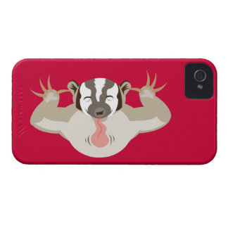The Badgering Badger Blackberry Bold Covers
