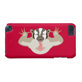 The Badgering Badger_Classics_custom iPod Touch (5th Generation) Case