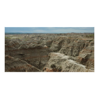 The Badlands - Wild Places Photography Art Photo
